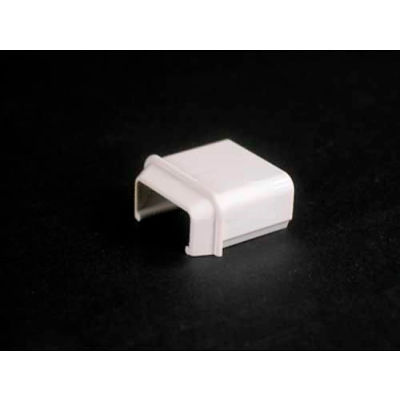 """Wiremold 2889-Fw Reducing Connector 2800 To 2700, Fog White, 3/4""""L"""