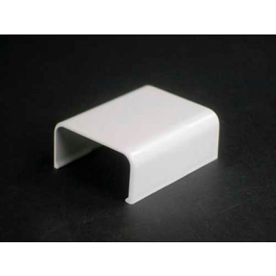 """Wiremold 2906 Cover Clip, Ivory, 2""""L"""