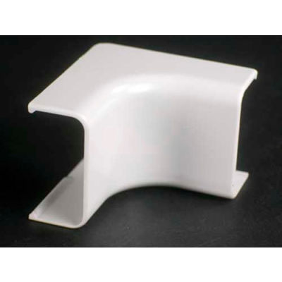"""Wiremold 2917 Internal Elbow, Ivory, 2-1/4""""L"""