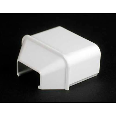 """Wiremold 2989a-Fw Reducing Connector 2900 To 2700, Fog White, 15/16""""L"""