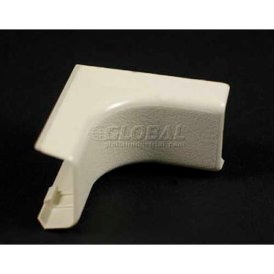 """Wiremold 417 Internal Elbow, Ivory, 1-1/2""""L"""