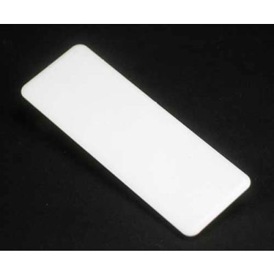 """Wiremold 5005gy Low Voltage Blank Plates, Gray, 4-7/32""""L"""