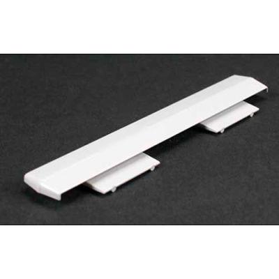 "Wiremold 5006gy Cover Clip, Gray, 5-13/32""L"