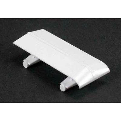 """Wiremold 5406tb-Wh Base Seam Clip, White, 7/8""""L"""