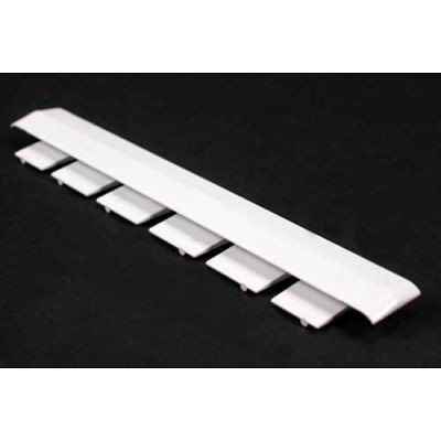 "Wiremold 5506 Cover Clip, Ivory, 3/4""L"
