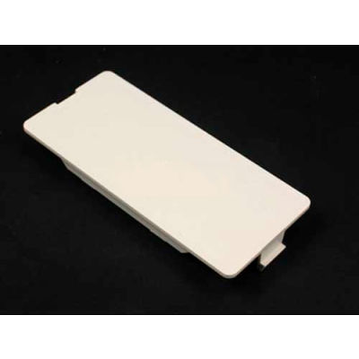 Wiremold 5507b-G Blank Faceplate, Gray