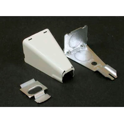 """Wiremold 5785wh Combination Connector, White, 3""""L"""