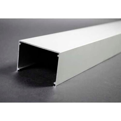Wiremold AL3300-B10 Raceway Base, Priced/ft.- comes as 4- 10' sections - Pkg Qty 40