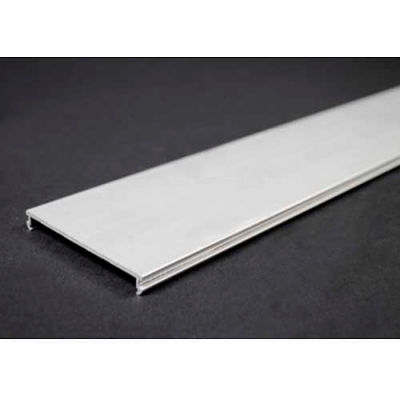 "Wiremold AL3300C-5 Cover 5' Lengths, 2-3/4""L.  Priced per foot, Packed as 8- 5' sections/carton."