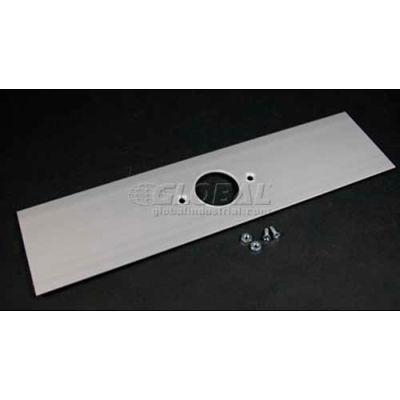 """Wiremold ALA-E Single Receptacle Device Cover (1.40"""" Dia.), 12""""L"""