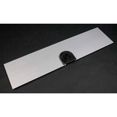 """Wiremold ALA-Z .75"""" Grommet/Mouse Hole Device Cover, 12""""L"""
