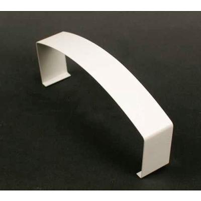 """Wiremold Ds4006-Dv Seam Clip, Designer Ivory, 5-3/4""""L"""