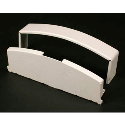 Wiremold Ds4010b-Dv Blank End Fitting, Designer Ivory