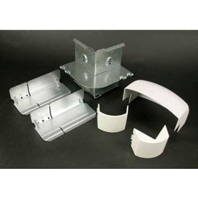 "Wiremold DS4018-BK External Elbow, Matte Black, 3-1/2""L"