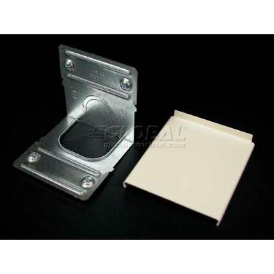 "Wiremold G3017tce Internal Corner Coupling, Gray, 2-3/4""L"