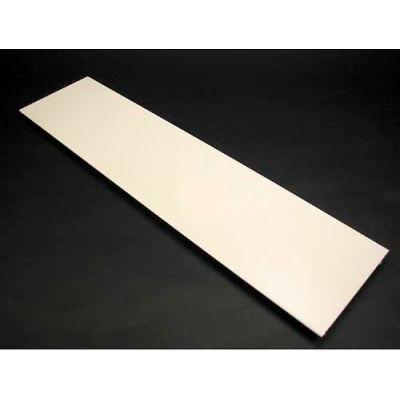 Wiremold G6000c Cover, 5'L, Gray, 5'L