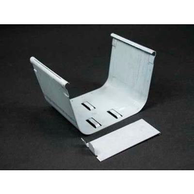 "Wiremold G6001da Divider Clip Fitting, Divides Raceyway 1/3"", 1/2"", Or 2/3"" Compt, 3""L"