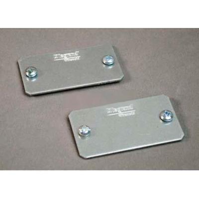 """Wiremold Overfloor1 Overfloor Coupling (Pair), 2-1/2""""L"""