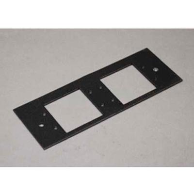 "Wiremold Overfloor47-U Overfloor Maap Plate, 5-1/2""L"