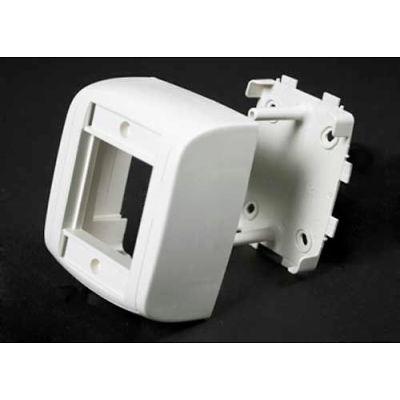 "Wiremold Pbb2s2fw Two Series 2 Data Box, Fog White, 3-5/8""L"