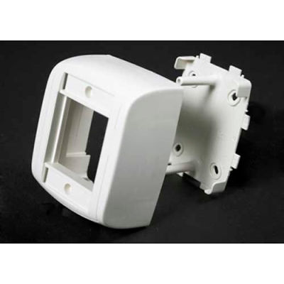 "Wiremold Pbb2s2v Two Series 2 Data Box, Ivory, 3-5/8""L"