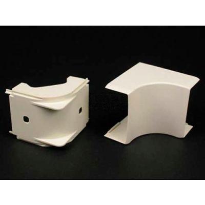 "Wiremold Pn03f17v Internal Elbow, Ivory, 2-1/8""L"