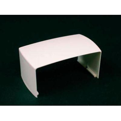 """Wiremold Pn05f06fw Cover Clip, Fog White, 1""""L"""