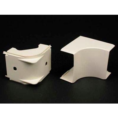 "Wiremold Pn10f17v Internal Elbow, Ivory, 2-1/8""L"