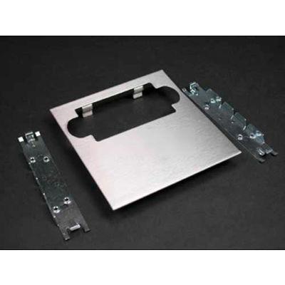 "Wiremold S4007c-1r Single Device Cover, 4-3/4""L"