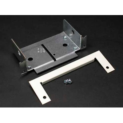 """Wiremold V4086a Panel Connector, Ivory, 5-5/32""""L"""