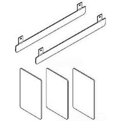 Wiremold Wsa86 Wallsource Backfeed Kit, For 4-Gang Wallsource Box