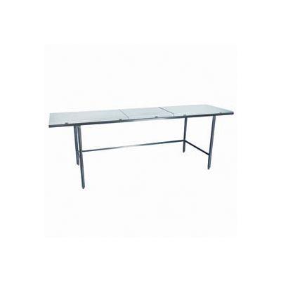 "Winholt Equipment DPTR-2460 Work Table - Poly Top 60""W x 24""D"