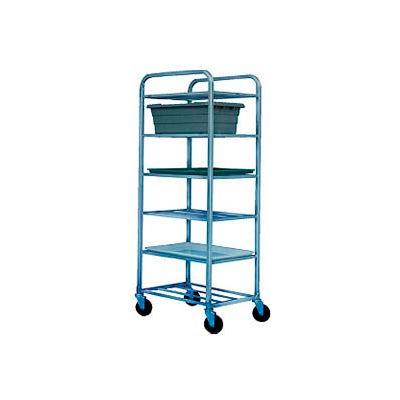 """Winholt Aluminum Universal Cart UNAL-7-32  7 Shelves 32""""L x 28""""W x 68""""H, No Totes"""