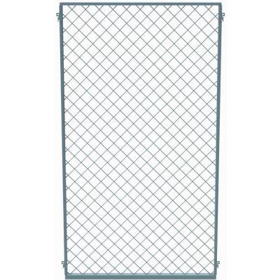 Husky Rack & Wire EZ Wire Mesh Partition Panel, 3'W x 10'H