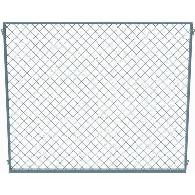 Husky Rack & Wire EZ Wire Mesh Partition Component Panel 5'Wx8'H