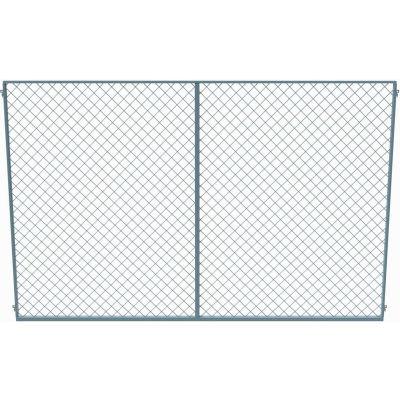 Husky Rack & Wire EZ Wire Mesh Partition Component Panel 8'Wx10'H