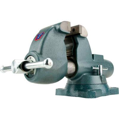 """Wilton 28828 Model C-3 6"""" Jaw Width 6-1/2"""" Throat Combination Pipe & Bench Vise W/ Swivel Base"""
