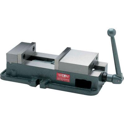 "Wilton 12375 Model 1280N 8"" Jaw Width 2-1/4"" Jaw Depth Verti-Lock Machine Vise"