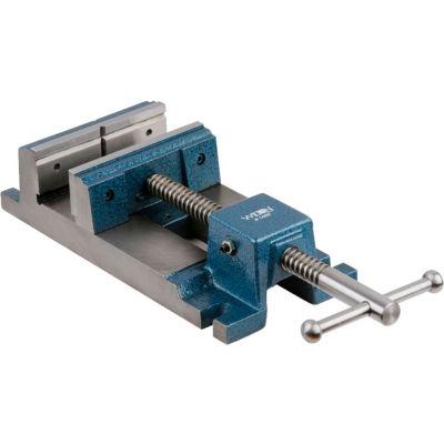 "Wilton 63243 Model 1460 6-3/4"" Jaw Width 2-1/8"" Jaw Depth Rapid Acting Nut Drill Press Vise"