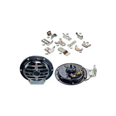 Wolo 370-Lc36/48l2wv industriel série 370 Disc Horn, 36 volts, 345 Hz - Qté Min 2