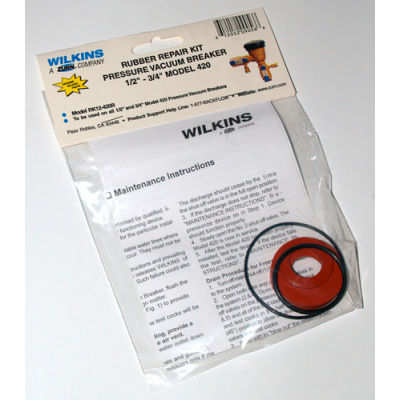 "Repait Kit For Zurn Wilkins Model 1/2"" And 3/4"" Model 420"